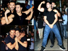 Dear Varun Dhawan! John Abraham Prefers To Do Daring Stunts Rather Than Dancing With You..