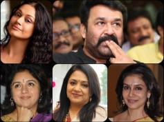 Mohanlal & His 12 Best Leading Ladies