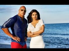 Really! Priyanka Chopra Was Very 'Mean' To Her Baywatch Co-star Dwayne Johnson!