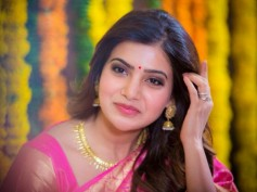 Samantha Jokes Around About Marriage Date & Honeymoon Plans