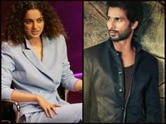 Kangana Ranaut & Shahid Kapoor Not On Talking Terms!