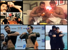 What A Chemistry! 20 Hot Pictures Of Varun Dhawan & John Abraham That Make Dishoom A Must Watch!