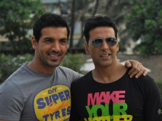 I Would Love To Work With Akshay Kumar As A Producer: John Abraham
