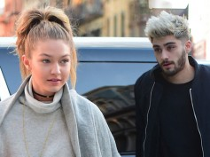 Gigi Hadid Gets A New Address, Moves Into  Zayn Malik's Home