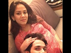 How Cute! Shahid Kapoor Shares An Adorable Picture Of Mira Rajput And Her Baby Bump!