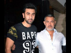 Aamir Khan To Play The Role Of Ranbir Kapoor's Father In His Next?