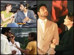 Unseen Pics Of Aishwarya Rai-Abhishek Bachchan From Sarkar Raj; Sadly, The Duo Won't Be In Sarkar 3!