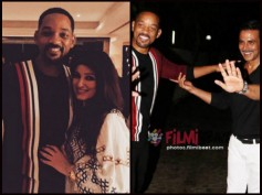 WOW! Akshay Kumar Parties With Will Smith; Ranbir, Sonakshi, Varun & Others Join Them [Inside Pics]