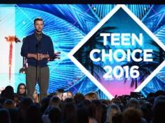 Teen Choice Awards 2016: List Of Winners
