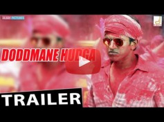 Video Alert! The Much Awaited Doddmane Hudga Trailer Is Here
