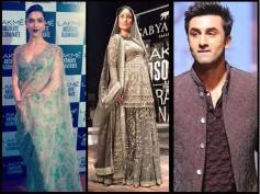 GORGEOUS PICS! Kareena Kapoor, Deepika Padukone, Ranbir Kapoor & Others At Lakme Fashion Week Finale