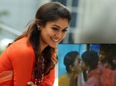 Nayantara's Lip-lock With A Boy Sparks Controversy Among Child Right Activists?