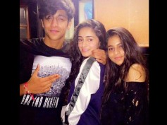 New Picture! SRK's Daughter Suhana Khan Spotted With Ahaan Pandey; Looks Very Gorgeous!