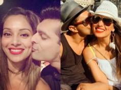 Sweet Pictures! Karan Singh Grover Kisses Bipasha Basu