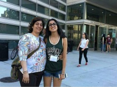 Must See Pictures! Navya Naveli Nanda Sports A Geeky Look In NYC