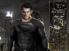 No More Red-Blue, Superman To Return In A Black Suit