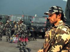Shooting For 'Wagah' Took Place Amid Real Shooting At The Kashmir Border: Vikram Prabhu