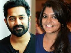 Asif Ali & Aparna Balamurali In 'Thrissivaperoor Kliptham'