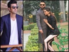 Oo La La! Deepika Padukone Chose BF Ranveer Singh Over EX Ranbir Kapoor At Vogue BFFs Show [Pics]