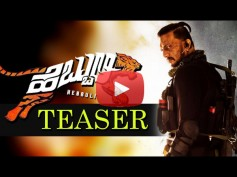 Hebbuli Teaser: Watch Sudeep In Action!