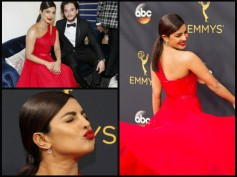 Ridiculously Hot! Priyanka Chopra's Pictures From Emmy Awards Are Bound To Grab Your Attention!