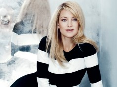Kate Hudson Delighted To Share Screen With Kurt Russell