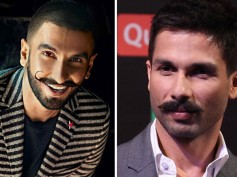 This Is Strange! Ranveer Singh Will Only Shoot For Padmavati When Shahid Kapoor's Role Would Be Cut