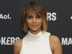 Halle Berry Shared A Half-faced Photograph Of Her Children On Instagram