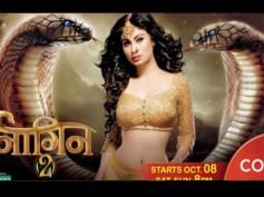 Naagin 2 Spoiler: OMG! Rocky Fights With Aditya For Shivangi; Yamini Gets Shivangi Shot! (PICS)