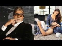 OMG! Is Big B Listening? Aishwarya Rai Says KJo Wanted Her To Get More Intimate With Ranbir Kapoor