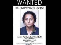 First Look Poster Of Vidya Balan Starrer Kahaani 2 Is Intriguing!