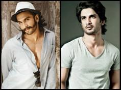 All Is Not Well Between Ranveer Singh & Sushant Singh Rajput; Courtesy Aditya Chopra