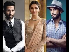 OMG! Shahid Kapoor Getting Insecure Of Deepika Padukone & Ranveer Singh Because Of Padmavati?