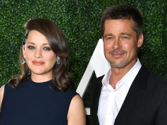 Marion Cotillard Opens Up About Her Steamy Scene With Brad Pitt In Allied