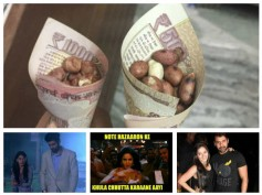 #NoMoreBlackMoney! Shabbir, Kanchi & Other TV Stars React To Modi's Ban Of Rs 500 & Rs 1000 Notes!