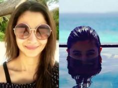 Alia Bhatt Holidays In Maldives With Her Sister Shaheen Bhatt!
