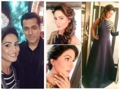 Bigg Boss 10: Hina Khan Shares Her First Selfie With Salman Khan