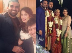 Cricketer Zaheer Khan Is Dating Chak De India Girl Sagarika Ghatge?