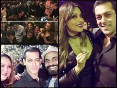 INSIDE PICTURES: Salman Khan Rings In His 51st Birthday With Iulia Vantur, Bipasha-Karan & Others!