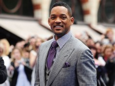 Will Smith Looks Forward To Spread Relief Through His Work