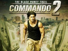 ON THE RUN! Vidyut Jammwal Is Back On A Mission In The New Commando 2 Poster