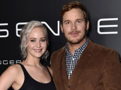Chris Pratt Is The Hardest Working Person Says Jennifer Lawrence