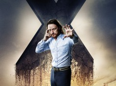 James McAvoy Confirmed In New Mutants As Professor X