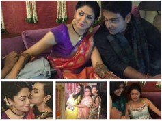 Kavita Kaushik Mehndi Event: Sakshi Tanwar, Aashka Goradia & Other TV Actors Attend (PICS)