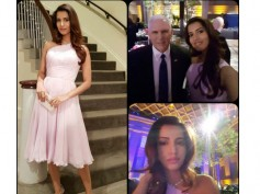Manasvi Mamgai Attends Vice President Mike Pence' Dinner Event!