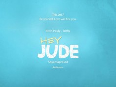 Nivin Pauly's Hey Jude: First Look Poster Is Out!