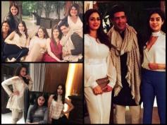 PICS: Sridevi's Daughter Jhanvi Kapoor Parties With Sonakshi Sinha, Kriti Sanon & Manish Malhotra!