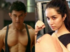 Shraddha Kapoor Laughs, Cries & Claps After Watching Aamir Khan's Dangal!