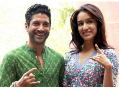 Shraddha Kapoor Opens Up About Her Live-in Relationship With Farhan Akhtar!
