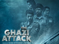 The Ghazi Attack New Poster Is Out! Trailer To Be Released Tomorrow